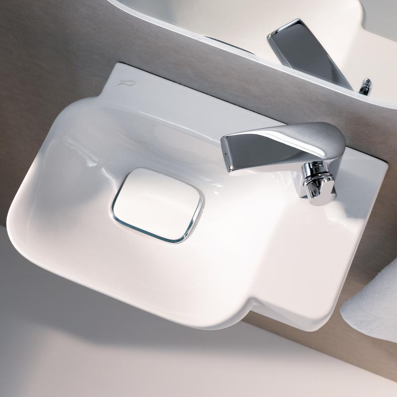 for sale brand new boxed modern keramag hand basin sink. Black Bedroom Furniture Sets. Home Design Ideas