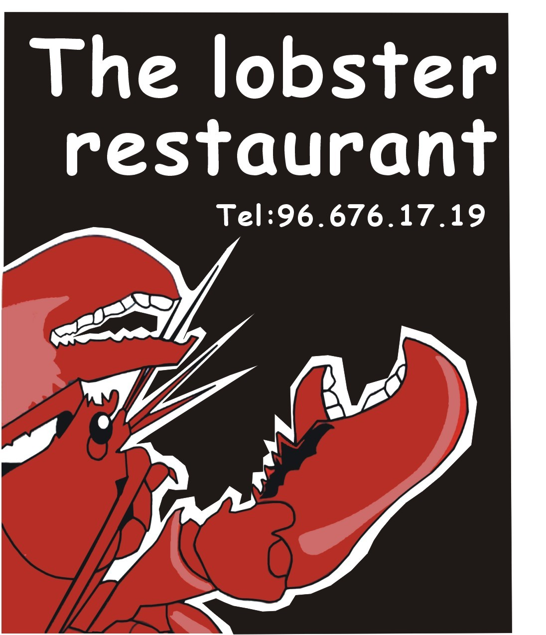 Job vacancy: The lobster restaurant is looking for waiting staff