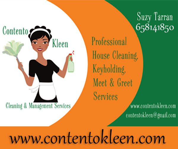 Contento Kleen - Professional House Cleaning Services