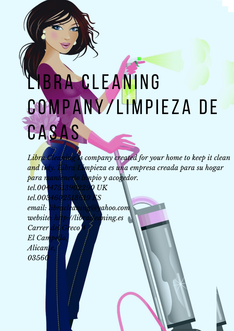 Libra Cleaning