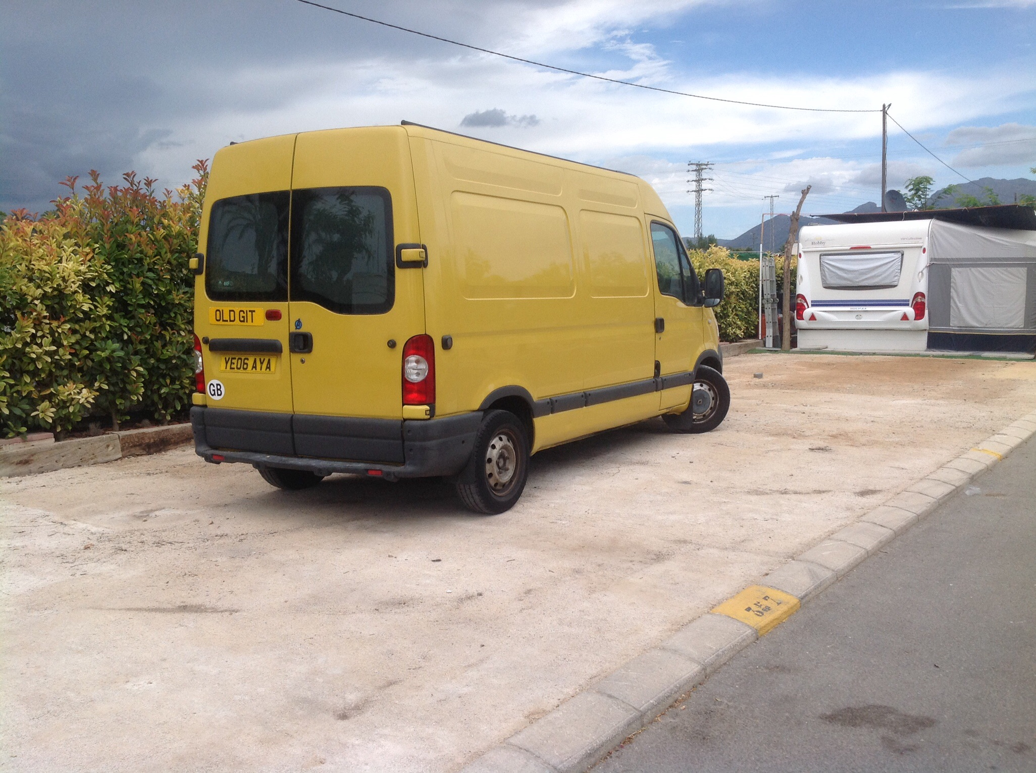 2cc521e4f9 For sale  Renault master van - Buy and sell items in Benidorm ...