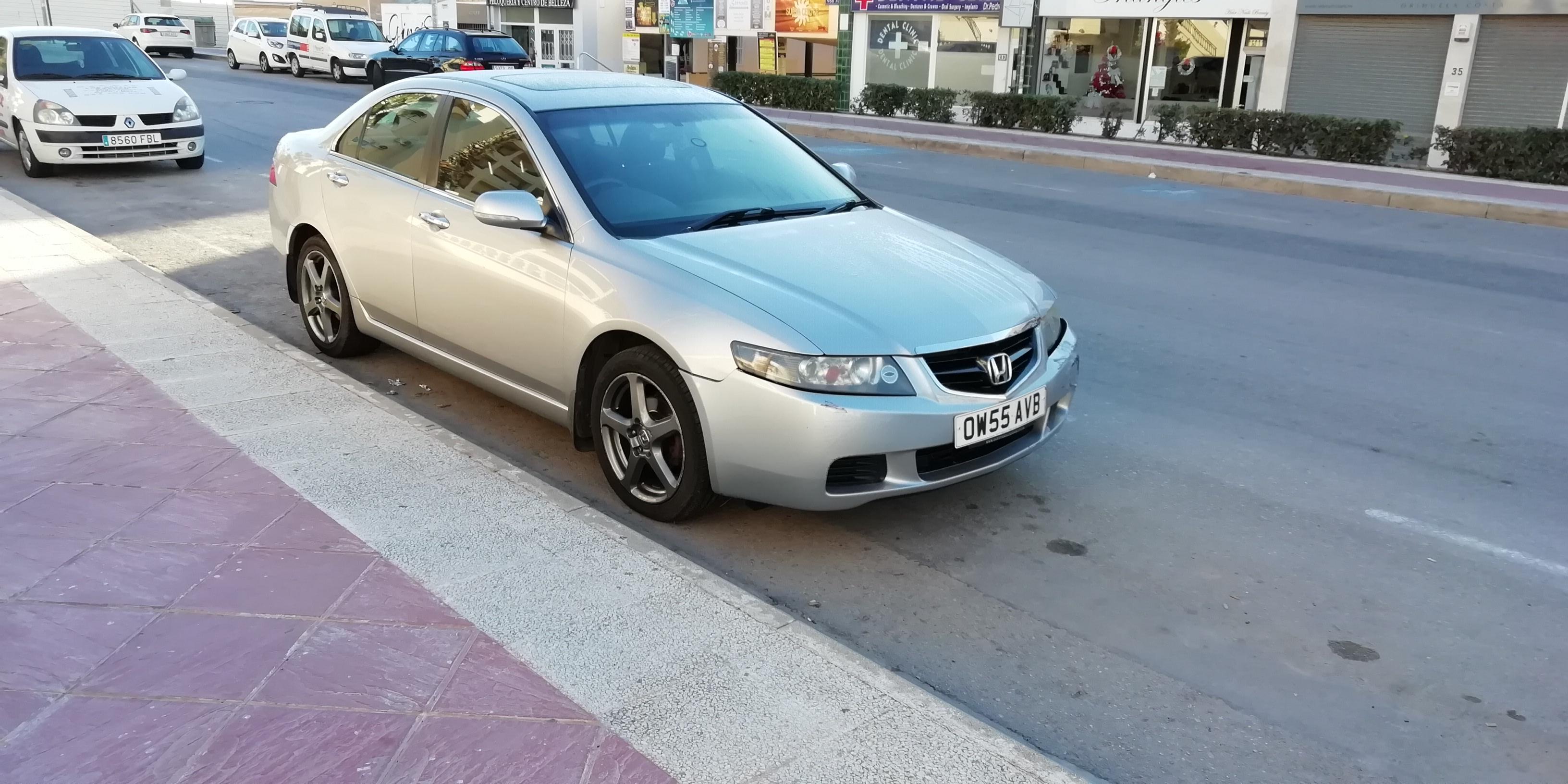 Honda Accord Forum >> For Sale Honda Accord Rhd 55 Plate Buy And Sell Items In Playa