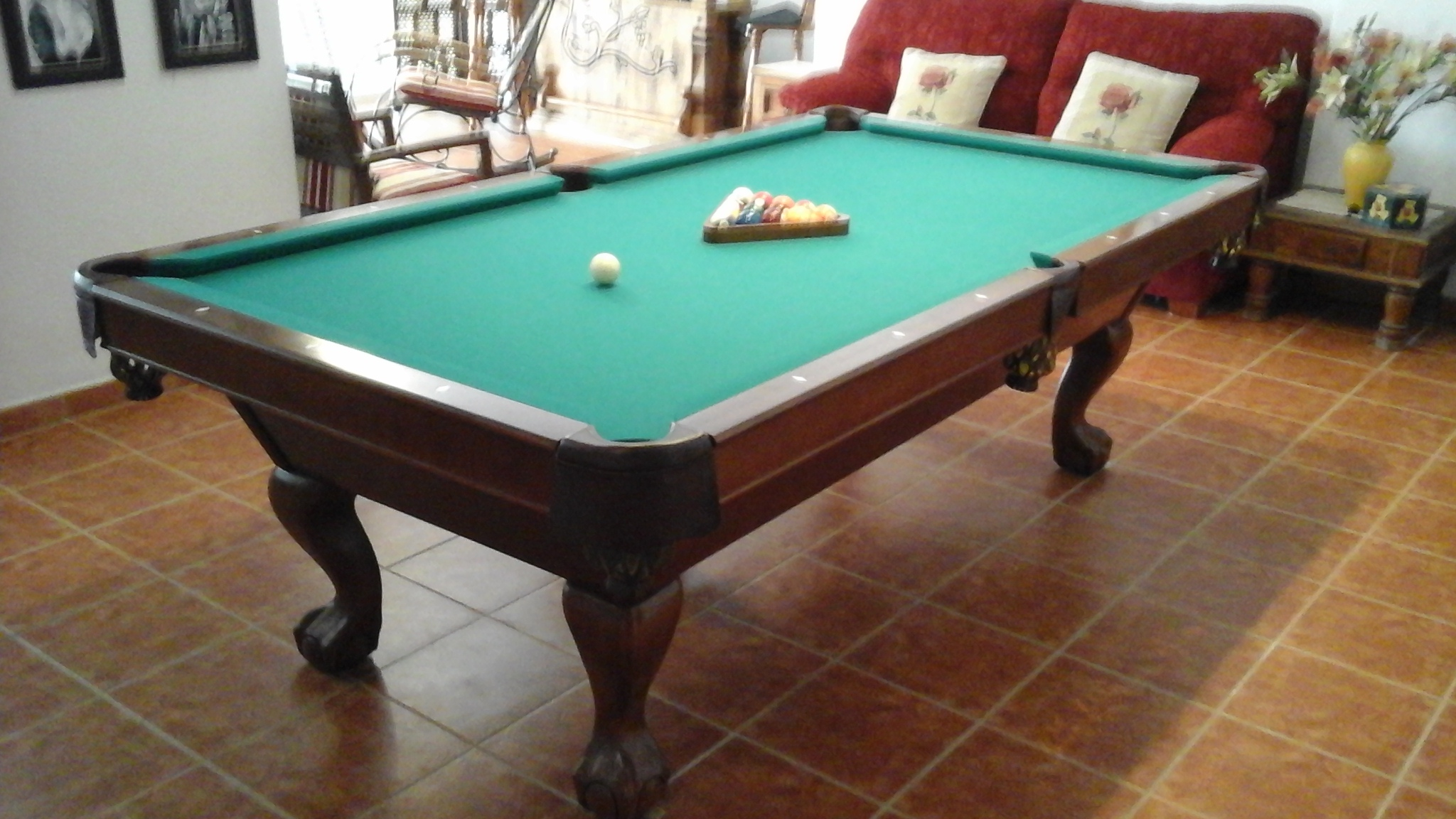 For Sale Brunswick Contender Pool Table Buy And Sell Items In - Brunswick contender series pool table