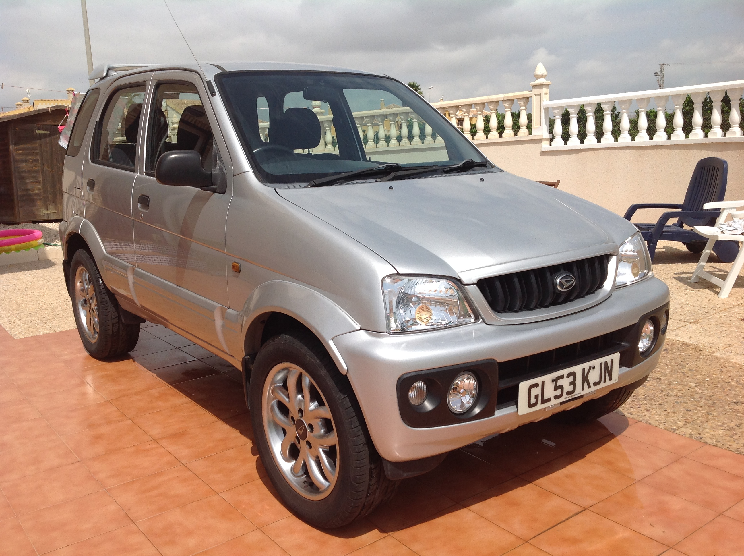 For Sale: Daihatsu Terios 4x4 Automatic
