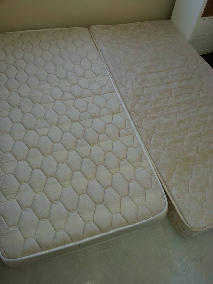 For sale: 2x Single mattress