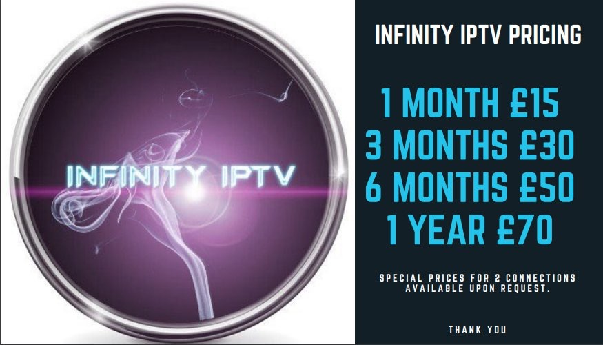 infinity_iptv UK's #1 provider in Guardamar del Segura: address