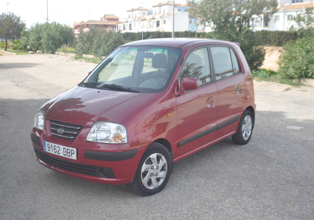 For Sale Hyundai Atos Prime 2004 Buy And Sell Items In La Zenia
