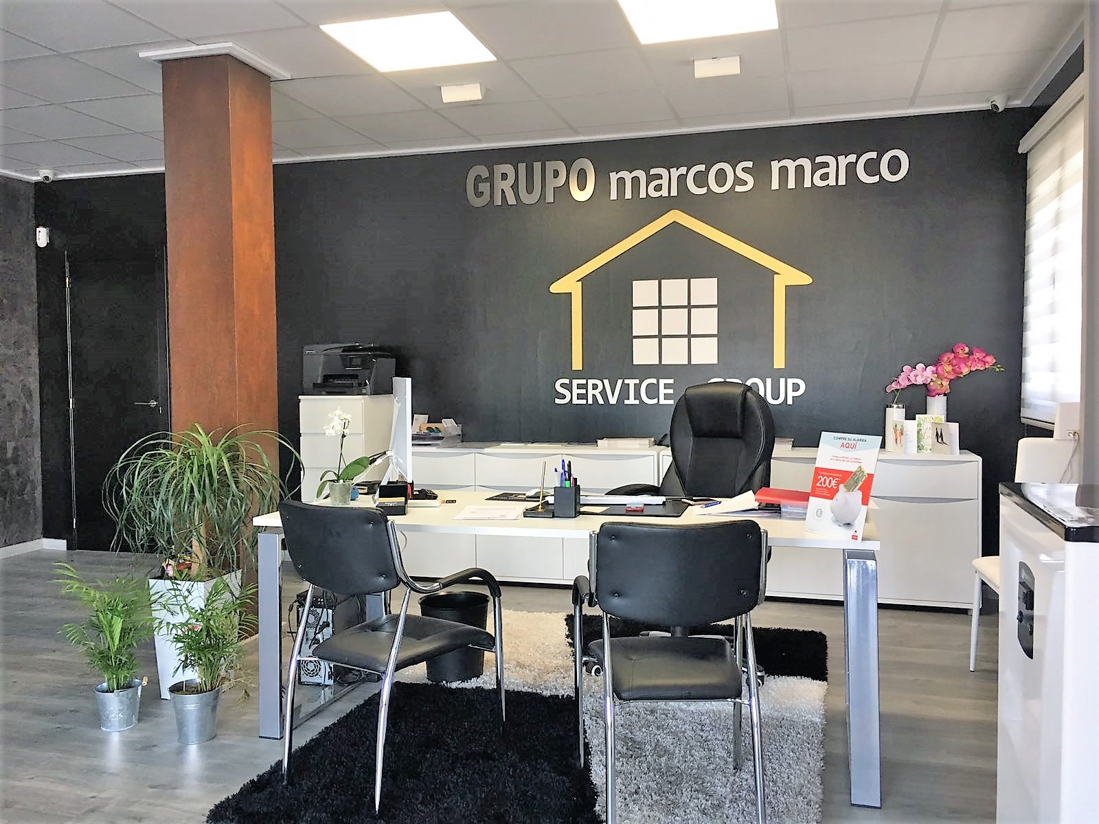 GRUPO MARCOS MARCO in Benidoleig: address, telephone number and ...