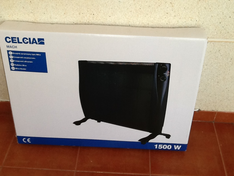 For Sale Celcia Radiator 1500w Buy And Sell Items In La