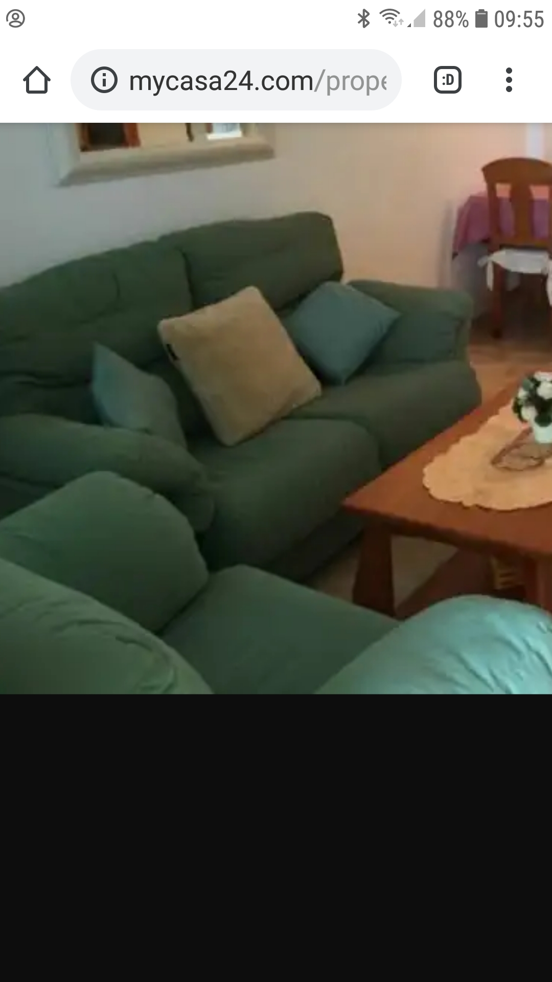 For sale: Sofa and chair - Buy and sell items in Orihuela