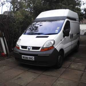 For sale: Renault trafic van (going back to the UK ?)
