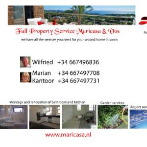 Full Property Service Maricasa & Vos