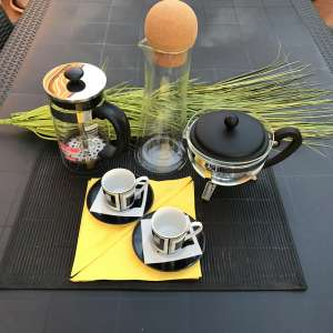For sale: Bodum Breakfast set and various items
