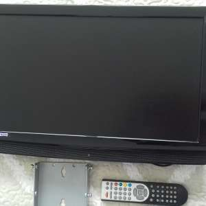 For sale: TV with integrated DVD player