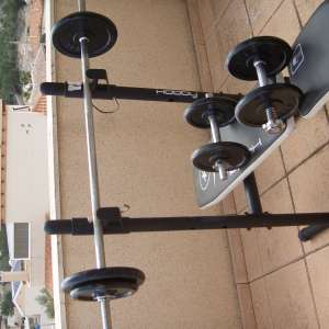 For sale: Weights bench- reduced!