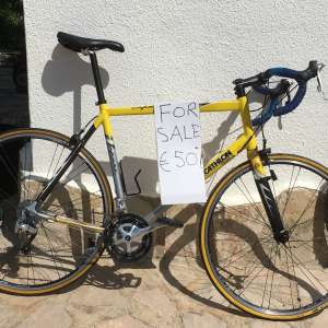For sale: Large frame gents road cycle - €50