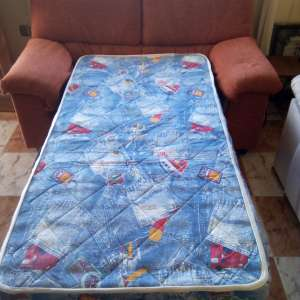 For sale: 2 seater SOFA bed - €40