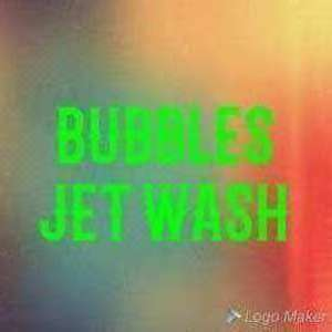 Bubbles jet wash
