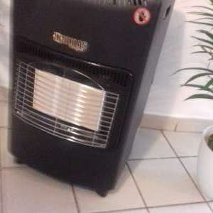 For sale: Portable gas heater