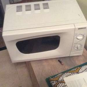 For sale: Microwave