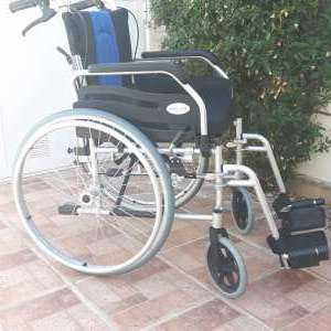 Now SOLD: Elite care Wheelchair