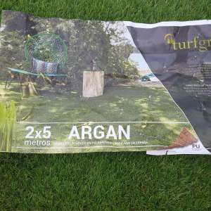 Wanted: ARGAN artificial turf