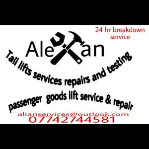Alexan Lift and Taillift Services