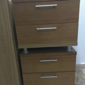 For sale: Bedside Cabinets x 2 - €10