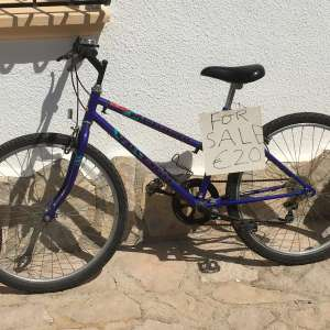 For sale: Teenager/Ladies Bike - €20