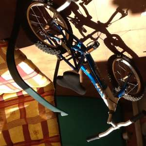 For sale: Three Pedal Cycles