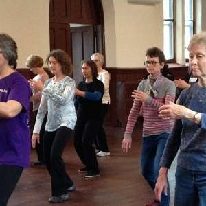 Tai Chi for Beginners at the Community Care Association Drop in Centre