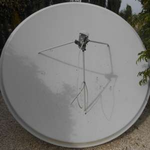 For sale: Large TV Satellite Dish - 77 inches