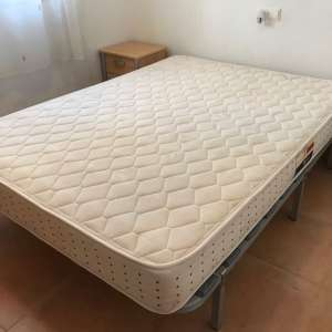 SOLD -  Double Bed complete with Mattress - €50