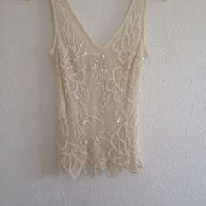 For sale: Exquisite Monsoon designer top, hand sewn - €60