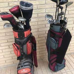 For sale: Men's & Ladies golf clubs