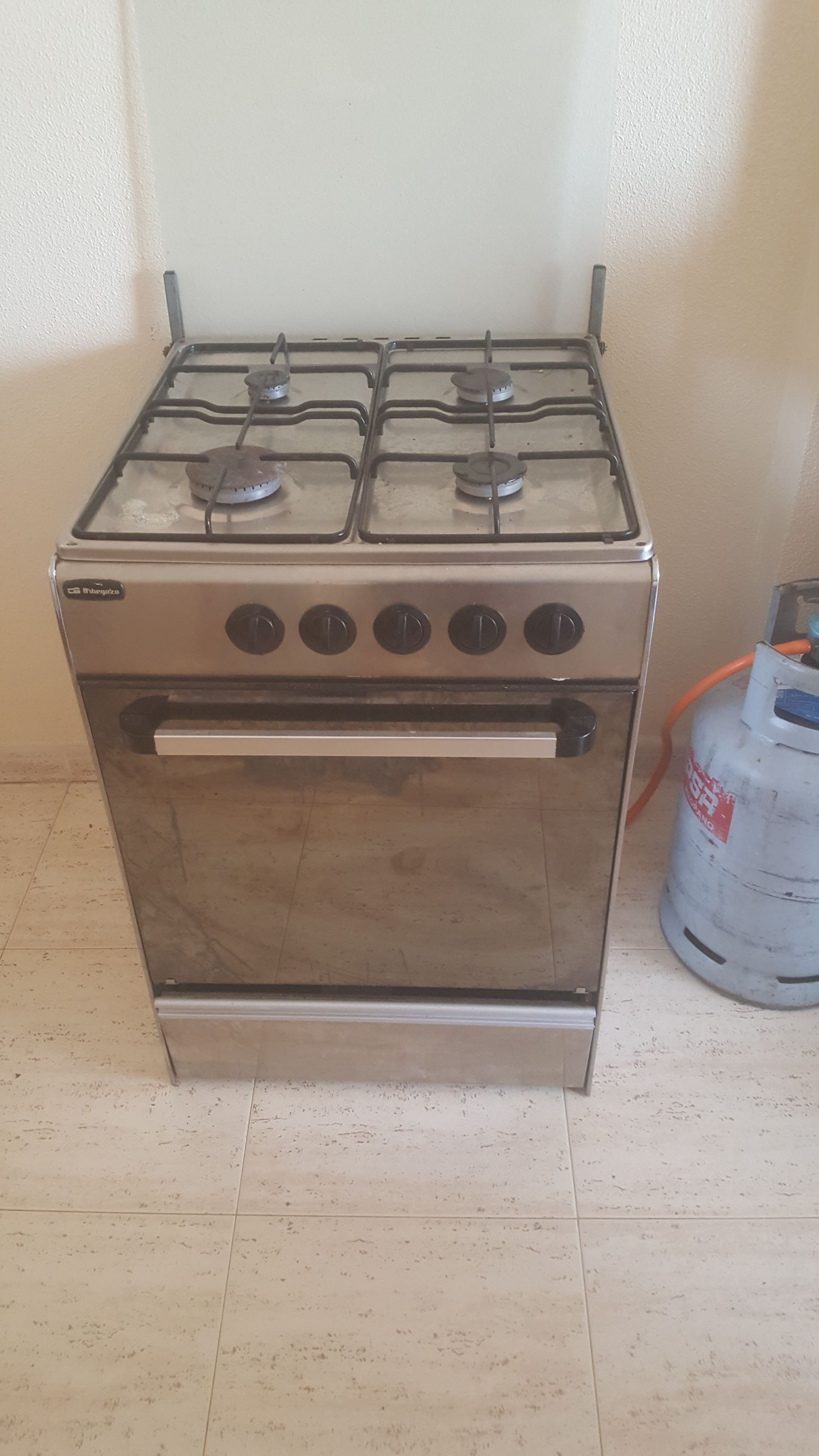 For sale: Gas cooker