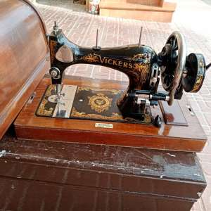 For sale: Vintage sewing machine - €65