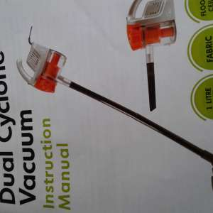 For sale: Quest Dual Cyclone vacume cleaner - €15