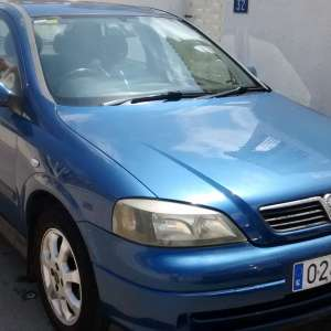 For sale: Vauxhall Astra 1.6 Automatic RHD Spanish Registered 2005 0nly 63,000 miles