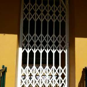 For sale: Security gate / sliding grill