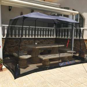 For sale: Insect Proof Gazebo/Garden Picnic Shelter (or Spare Room)