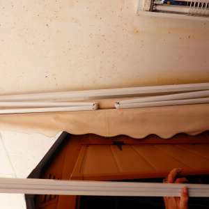 For sale: Beige Awning 3 metres x 3 metres - €20