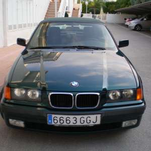 For sale: 1997 bmw series 3 3.20i convertible. - €4,500