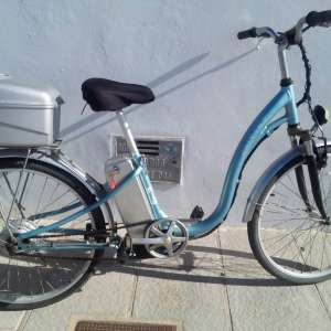 For sale: Electric  bicycle - €200