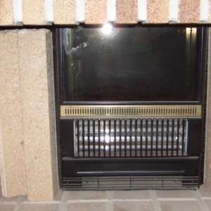 SOLD  Decorative Electric fire