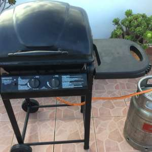 For sale: Gas BBQ