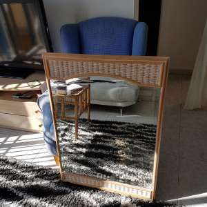 Sold : Large Mirror - €25
