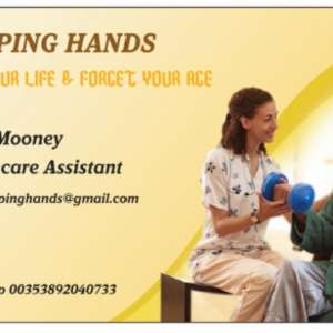 HELPING HANDS CARE ASSISTANT
