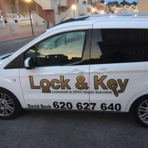 David Beck - Locksmith - Lock & Key