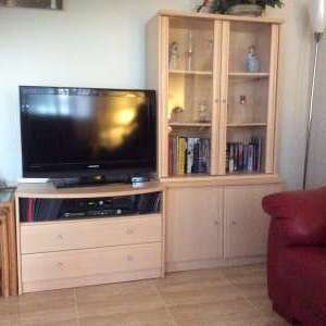For sale: Wall and TV cabinet VGC